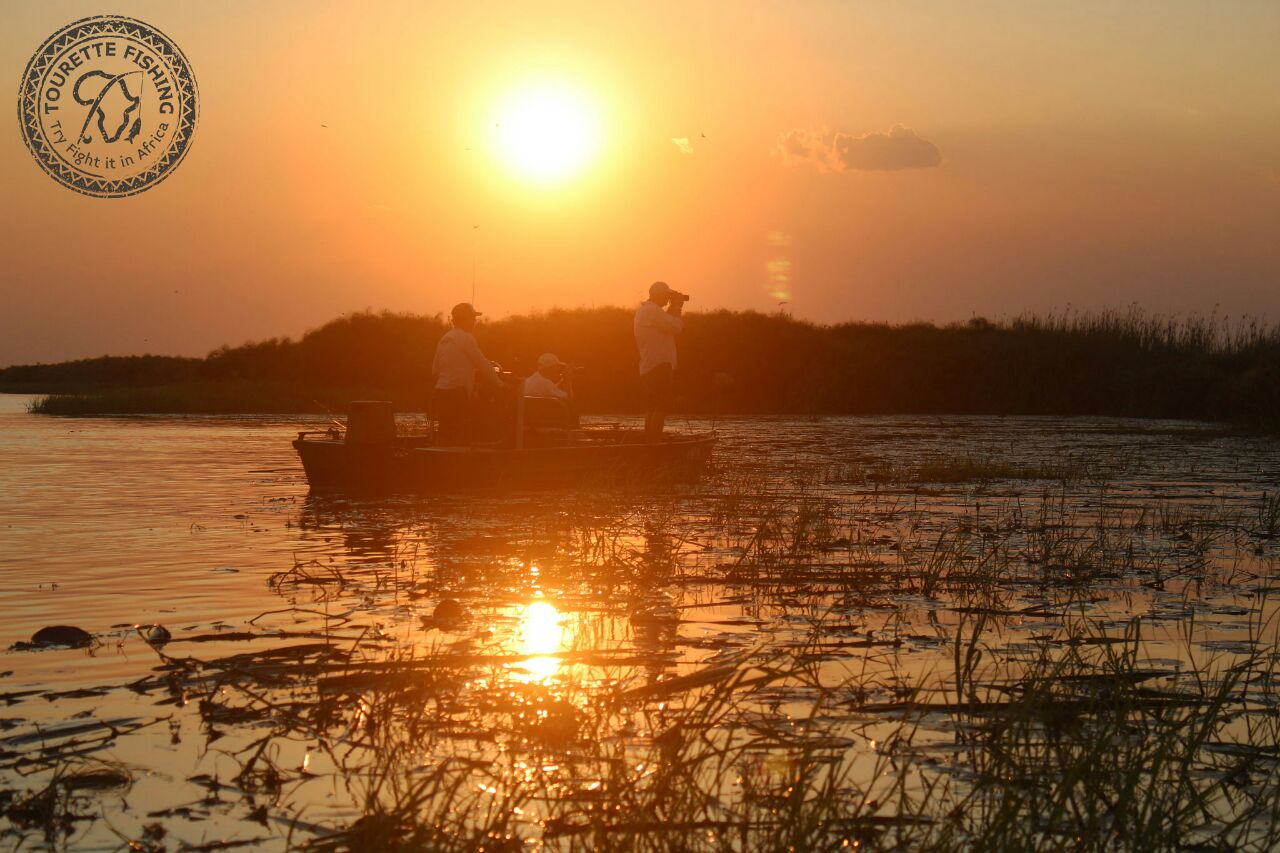 okavango-barbel-run-tigerfish-season-2016-group-4-tourette-fishing-blog-sunset