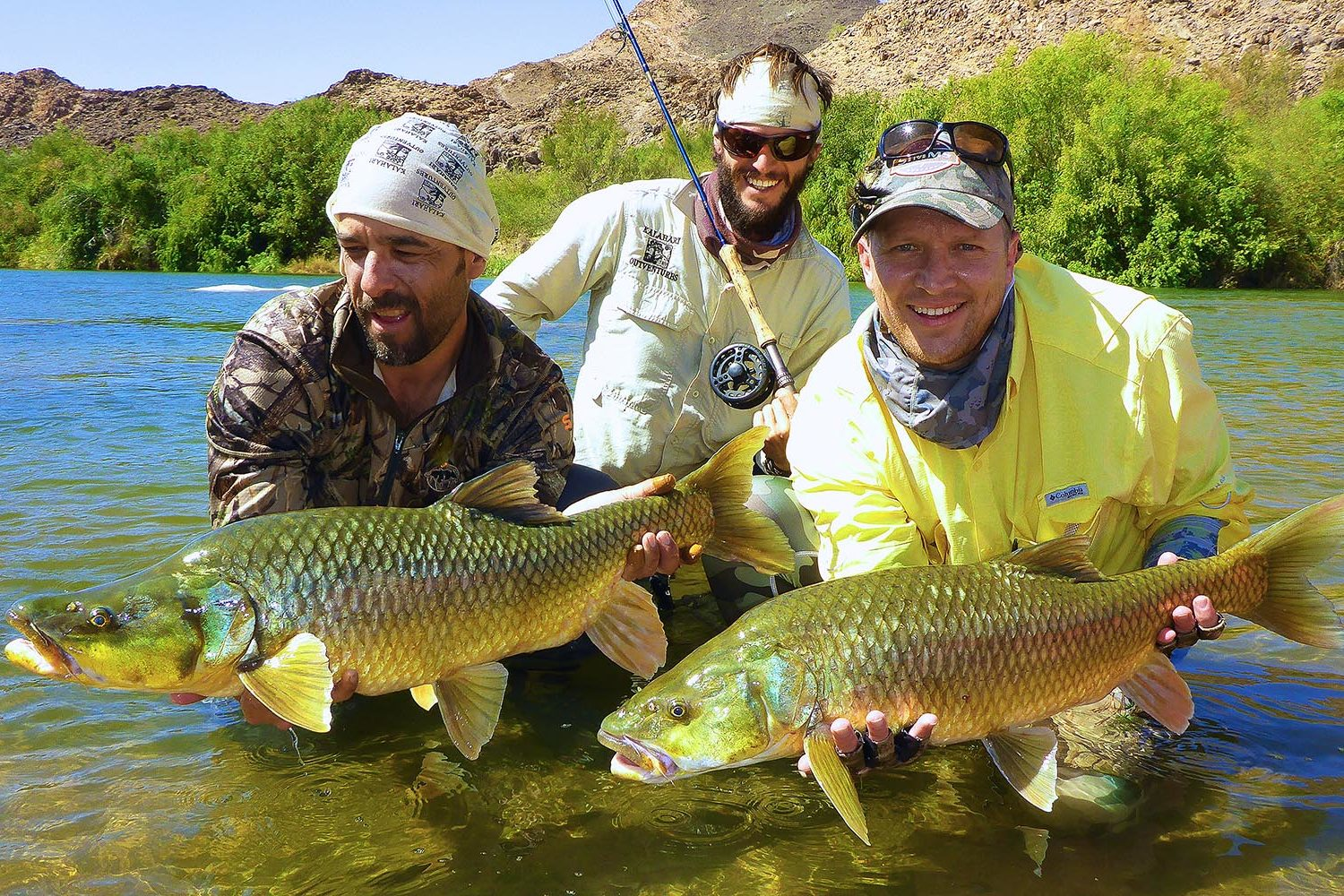 south-africa-kalahari-largemouth-yellowfish-expeditions-tours-tourette-fishing-anglers