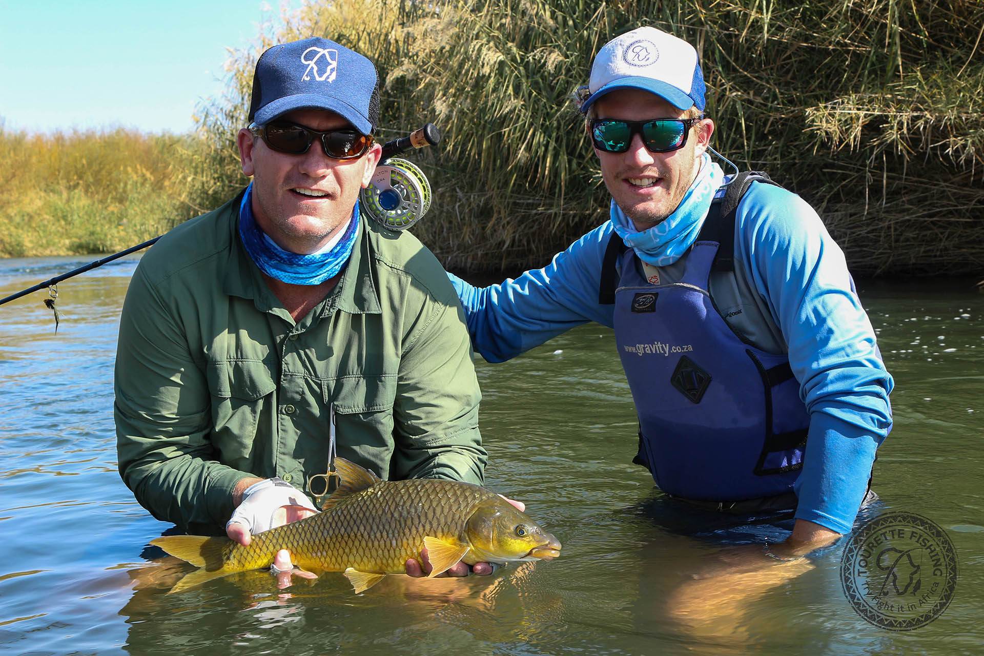 kalahari-largemouth-yellowfish-season-2019-group-1-african-waters-cast-connect-conserve-fishing-blog-sight-fished-smallie